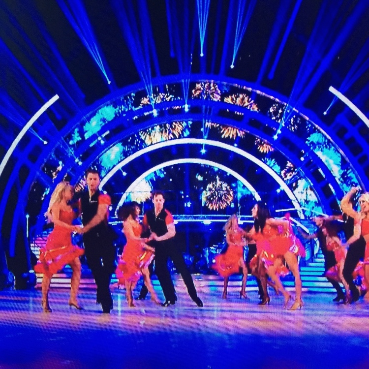STRICTLY SHOW 2