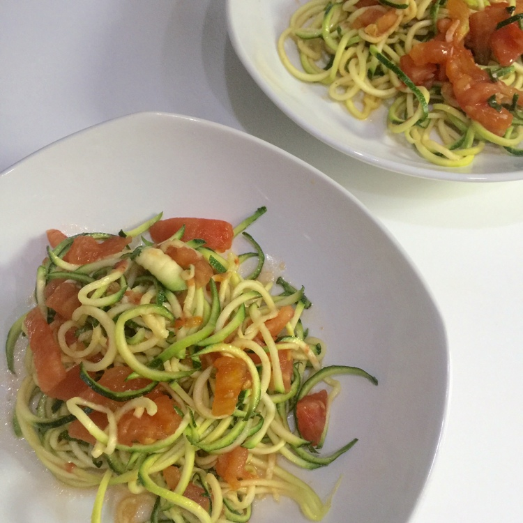 Zoodles toms